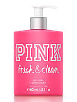 Лосьон для тела Виктория Сикрет Пинк - Fresh & Clean Victorias Secret Pink Body Lotion