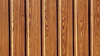 Профнастил заборный С-10 (толщина 0,4 мм) Темное Дерево, фото 1