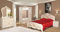 Спальня 4Д Кармен Нова беж