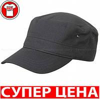 Военная КЕПКА МИЛИТАРИ цвет АНТРАЦИТ MB095