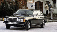 Авточехлы Mercedes W 123