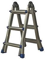 Лестница универсальная телескопическая Кентавр 4х3