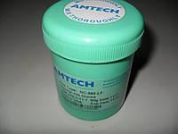 Флюс-паста AMTECH NC-560-LF 100гр. для бессвинцовой пайки. повышенной вязкости. не требующий очистки