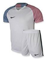 Футбольная форма Nike белая