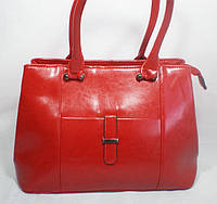 Стильная женская вместительная сумка для офиса