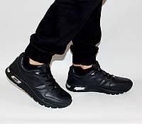 Мужские кроссовки Nike Air темно-синие
