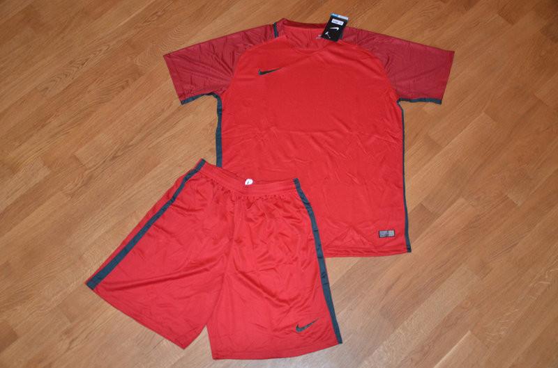cdae2265 Футбольная форма Nike красная, ф4648 — купить в интернет магазине ...