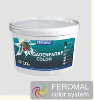 Профессиональная фасадная акриловая краска с высокой укрывистостью и износостойкостью