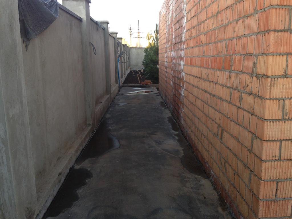 Качественная укладка тротуарной плитки с установкой ливнеприемников  (частная территория) 100 м.кв. 9