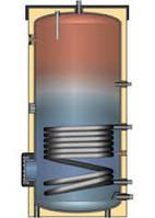 Бойлер косвенного нагрева EBS-PU 500л