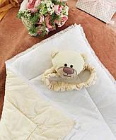 Конверт- ковдра Teddy весна- осінь !!!Конверт - одеяло Teddy венса - осень