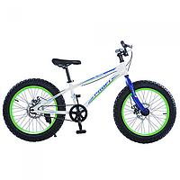 Фэтбайк велосипед 20 дюймов 20XD10-1, алюминиевая рама