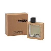 Мужская туалетная вода Dsquared2 He Wood (купить мужские духи дискваред 2 вуд, лучший парфюм)