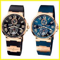 Наручные часы Ulysse Nardin Marine 2 цвета! Топ Цена!
