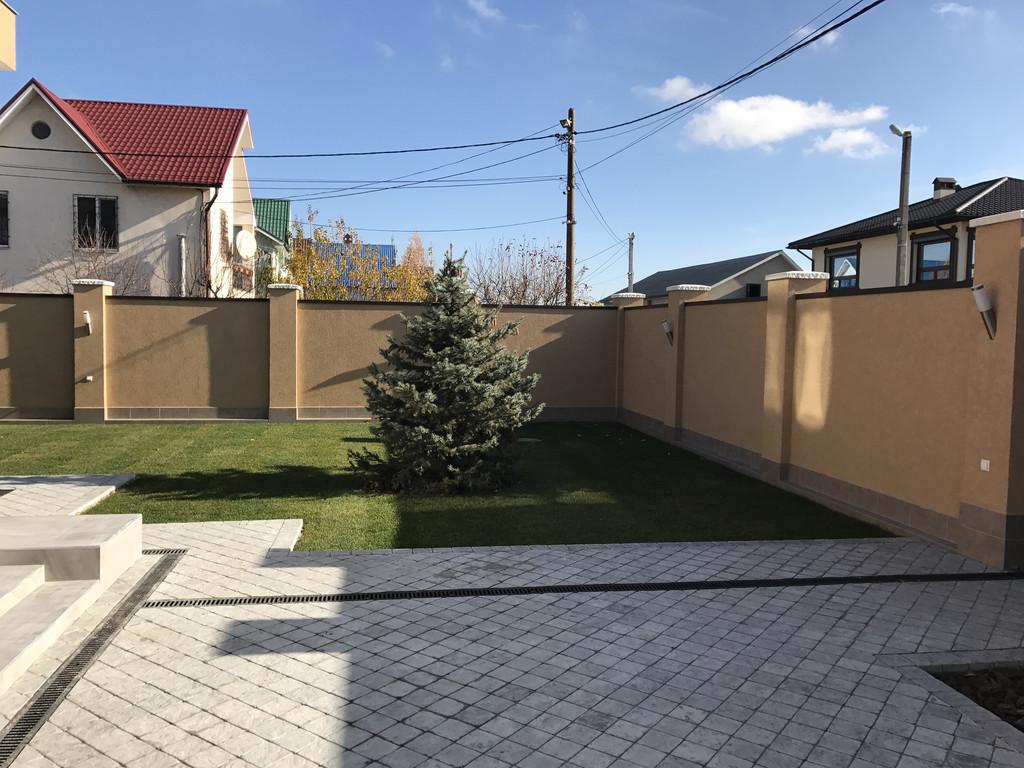 Качественная укладка тротуарной плитки с установкой ливнеприемников  (частная территория) 100 м.кв. 18