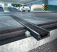 Канал для паркинга Асо Deckline P 100