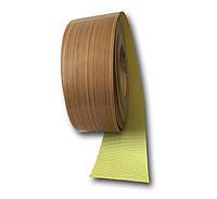 Тефлоновая ткань на клеевой основе (Стеклоткань) 0.13 х 60мм х 30м