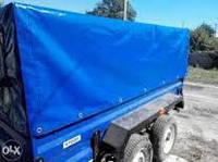 Тент автомобильный 3х1,6х0,45 м