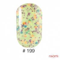 Гель-лак Naomi Candy Bar 199, 6 мл