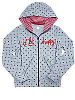 Куртка с капюшоном арт 116282