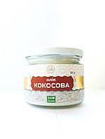 Кокосовое масло холодного отжима Ecoliya 320 мл, фото 1