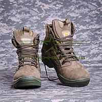 Ботинки Апачи с  тканью A-TACS FG