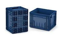 Пластиковые ящики, евроконтейнеры ес, модульные лотки.