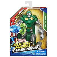 Разборная фигурка супергероя Доктор Дум - Doctor Doom, Marvel, Mashers, Hasbro