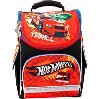 Рюкзак школьный каркасный (ранец) 501 Hot Wheels-2 HW17-501S-2