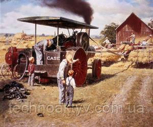 1992  Case IH отмечает юбилей: 150 лет работы в сельском хозяйстве.