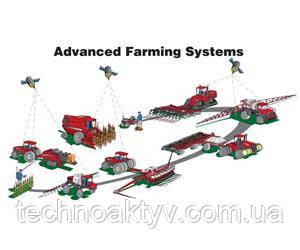 1995  Case IH вводит систему современного земледелия (AFS). Эта система позволяет фермерам контролировать урожайность с применением спутниковых технологий для повышения производительности, инновационное решение для своего времени.