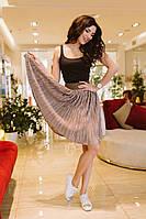 Женская юбка из трикотажа и масла , фото 1