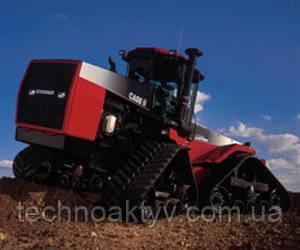 1996  Представлен превосходный трактор Steiger Quadtrac. Этот трактор мощностью 360 л.с. оснащен четырьмя независимыми гусеницами, которые повышают сцепление и снижают давление на грунт.