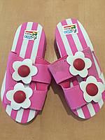 Шлепанцы детские розовые 29 размер