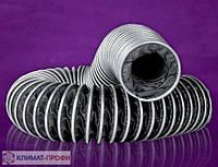 Трубопровод устойчивый к парам кислот типа клин К11  100мм (неопрен CHLOROPREN)