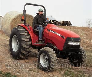 2003  Компания заявляет о возвращении марки Farmall и представляет новые тракторы серий D и DX.