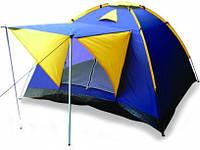 Палатка 2-местная Tramp 190х140х105 см., Sunday (73-030) шт.