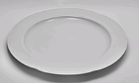 Тарелка круглая 25 см