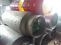 Бочки металлические, буферные емкости для котлов (1000л.).