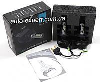 Автомобильные светодиодные лампы «Napo» LED G7 (H4)(6000K)(4000lm)(25W)(12-24V), фото 1