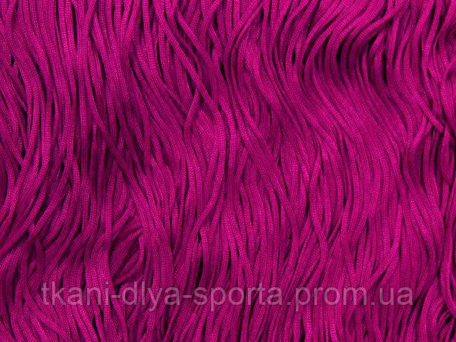 Бахрома стрейч Chrisanne пурпурная 15 см (fuchsia)