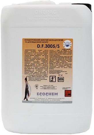 Моющее средство для удаления нагара Ecochem D.F.3005/S