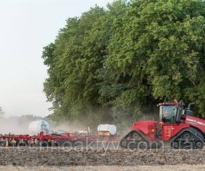 2014  Трактор Case IH Steiger получил звание «Машина года XXL 2014» на выставке Agritechnica в Ганновере, Германия.