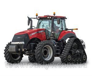2015  Трактор Case IH Magnum выбран трактором года 2015. Представлен трактор Magnum Rowtrac.