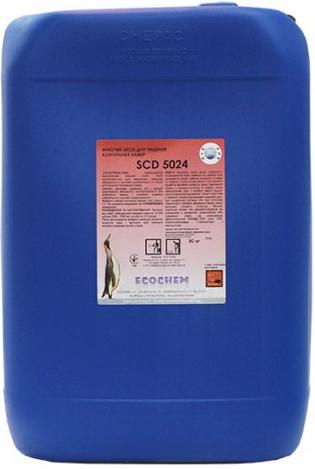 Моющее для коптильных камер Ecochem SCD 5024, 30 кг