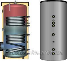 Бойлер для систем с солнечными коллекторами ESS-PU 400л