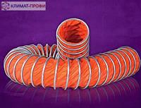 Трубопровод устойчивый к ультрофиолету, озону, уксусной кислоте, перекиси водорода типа клин К12  100 мм (HYPA