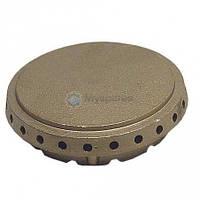 Рассекатель для газовой плиты латунный D=50 mm під кришку (482000028379) C00104201
