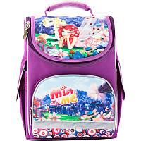 Рюкзак школьный каркасный (ранец) 501 Mia and Me MM17-501S