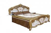 Кровать 2-сп 1,6  Кармен Нова Золото
